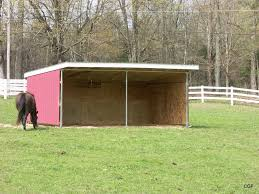 Shelterlogic Run In Sheds by Maverick Run In Horse Shelter By Klene Pipe Structures Horse
