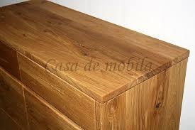 kommode 2türig wildeiche massiv geölt sideboard vollholz anrichte