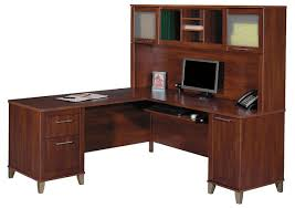 L Shaped Glass Top Desk Office Depot by Empower New Office Desk Tags Modern Desk With Hutch Home Office