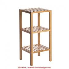 holzregal bad perfekt cheap amazing bambusregal ikea badmbel
