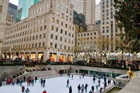 Rockefeller Plaza Christmas Tree Cam by East Coast Christmas 911 Getaways