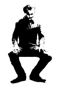 Clown Pumpkin Template by Best 25 Joker Stencil Ideas On Pinterest Joker Pumpkin Joker
