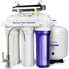 Ge Profile Reverse Osmosis Brushed Nickel Faucet by Brita Redi Twist 2 Stage Drinking Water Filtration System Wfuss323