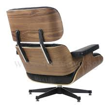 Eames Replica Lounge Chair (Black Leather) | Furniture & Home Décor ... White Ash Eames Lounge Chair Ottoman Hivemoderncom Replica Ivory And Herman Miller Chicicat Collector And Black 100 Leather High Quality Base Prinplfafreesociety Husband Wife Team Combine To Create Onic Lounge Chair The Interiors Chairs