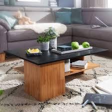 90x35x60 wohnzimmer couchtisch in grau eiche francais