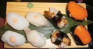 spécialité japonaise cuisine photo de plat spécialité restaurant japonais sapporo à ligny