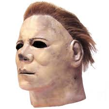 Halloween Mask William Shatners Face by Horror Icons Horror Icons The Many Faces Of Michael Myers October