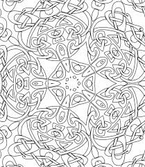 Pattern Colouring Book Advanced Coloring Books Pages For Adults