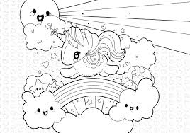 Cute Unicorn Coloring Pages Cute Unicorn Color Pages Cute Baby