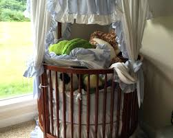 Badger Basket Doll Bed by Round Baby Doll Crib Cribs Cheap U2013 Alamoyacht
