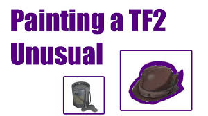 Halloween Spells Tf2 Glitch painting my tf2 unusual youtube
