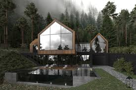 100 House In Forest House UStyle Archello