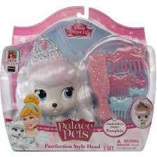 Pumpkin Palace Pets Build A Bear by Disney Princess Palace Pets Pawfection Style Head Cinderella U0027s