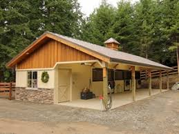 Shed Row Barns For Horses by Gallery