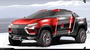 100 Mitsubishi Pickup Truck A NewAge Sports Might Be Just What Needs