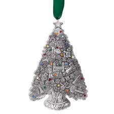 2017 Oh Christmas Tree Ornament