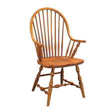 Amish Windsor Chairs | King Dinettes