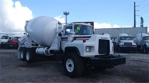 100 Concrete Mixer Truck For Sale 2001 MACK DM690S In Miami Florida Papercom
