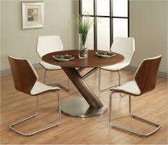 Pastel Furniture Indiana Round Wood Top Dining Table In Stainless ... Liang Eimil Orson Ding Chair Kaster Steel Velvet Female First Fortuna Solid Wood Reviews Joss Main Tov Fniture Maxim White Set Of 2 Whitegold Sportique And Metal Inlay Dustin Cabinet World Market Host Modern Upholstered Room Blu Dot Iowa Side Products Chairs Xl Brewhouse Outdoor Chairs Barstools Oakstreetmfg Stock 4 Legs Knoll Harry Belt Ia Side Chair Ding Noruside Large Table Setting Karina 784 Grey Fabric By Meridian Home Decators Collection Andrew Beige