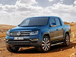 100 Volkswagen Truck Is The Amarok Set To Come To The US CarBuzz