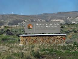 Hagerman Fossil Beds National Monument by Box Canyon Map Idaho Mapcarta