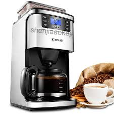 Commercial Automatic Coffee Machine KF800 Household Grinding Bean