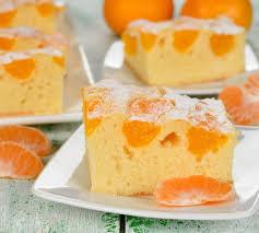 fantakuchen mit mandarinen