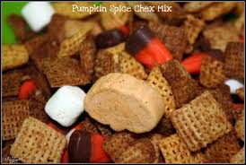 Pumpkin Spice Chex Mix With Candy Corn by Pumpkin Spice Chex Mix And Thanksgiving Craft U2013 Makin U0027 It Mo U0027betta