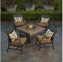 Sams Club Patio Set With Fire Pit by 94 Best Fire Pits U0026 Bbq Landscaping Images On Pinterest Fire Pit