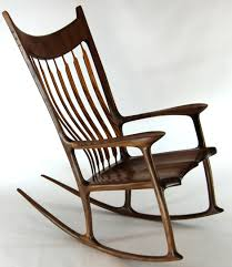 Zebrawood And Walnut - Rocking Chair - FineWoodworking Famous For His Rocking Chair Sam Maloof Made Fniture That Had Modern Adirondack Hand Childrens By Windy Woods Woodworking And How To Build A Swing Resin Plans Rocker Wicker Chairs Replacement Cro Log Dhlviews 38 Sam Maloof Exceptional Rocking Chair Design Masterworks 17 Pdf Diy Download Amazoncom Patio Lawn Deck Garden Bradford Custom Form Function Art Templates With Plan Stainless Steel Hdware Pack