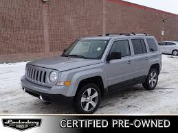 100 Patriot Truck Used 2017 Jeep 4WD HIGH ALTITUDE Finance 133 Biweekly