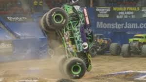100 Monster Trucks Green Bay WI Highlights Jam 2018 YouTube