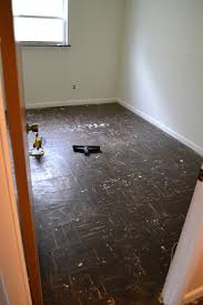 help request removing flooring am i reacting or will