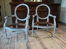 louis xvi chair antique antique louis xv style open arm chairs frames 151769