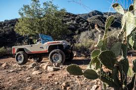 100 Old Jeep Trucks This V8 Scrambler Pickup Is An School Beauty Maxim