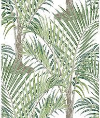 blooming wall tapete motiv bananenbaum palme wandbild