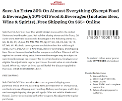 World Market Coupons - $10 Off $30 At Cost Plus World Market ... World Market Coupons Shopping Deals Promo Codes Online Thousands Of Printable On Twitter Fniture Finds For Less Save 30 15 Best Coupon Wordpress Themes Plugins 2019 Athemes A Cost Plus Golden Christmas Cracker Tasure The Code Index Which Sites Discount The Most Put A Whole New Look Your List Io Metro Coupon Code Jct600 Finance Deals 25 Off All Throw Pillows At Up To 50 Rugs Extra 10 Black House White Market Coupons Free Shipping Sixt Qr Video