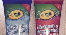 Bathtub Fingerpaint Soap Recipe by My Family Did What Review Crayola Bathtub Fingerpaint Soap