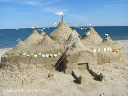 Sand Castles In CT