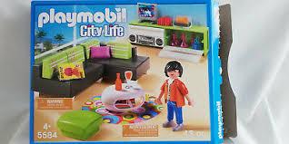 playmobil 5584 modernes wohnzimmer möbel zur auswahl