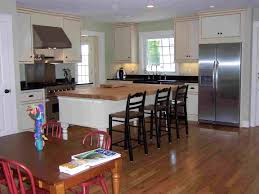 Harmonious Open Kitchen To Dining Room by Floor Plan With An Open Kitchen A Nook And Living Room 2017