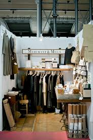 Fashion Shop Clothing Booth DisplayVintage