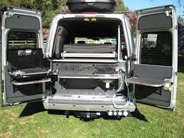 Minivan Conversion Kits Best 20 Ford Transit Camper Ideas On Pinterest Models