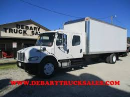 100 Straight Trucks For Sale With Sleeper 2007 Freightliner M2 Business Class Sanford FL 5002808474