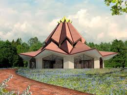 Of Temples And Trees Social Change The Emerging Bahai House Worship In Rural Colombia