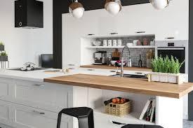 moderne küche limba küchenzeile mit kochinsel und theke