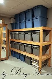 best 25 garage shelving ideas on pinterest diy storage shelves