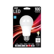 Watts Floor Drain Extension by Feit Led Light Bulb 22 Watts Soft White Led Light Bulbs Ace