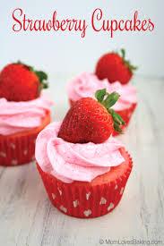 Strawberry Cupcakes 2