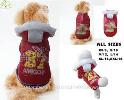 dog winter coat promotion shop for promotional dog winter coat on